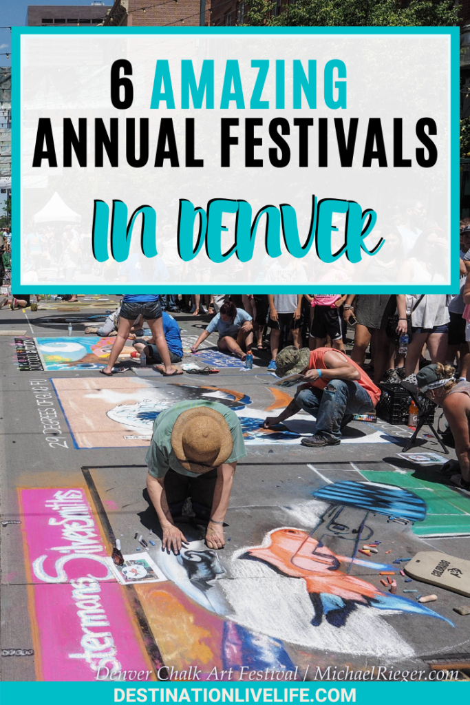 best denver festivals