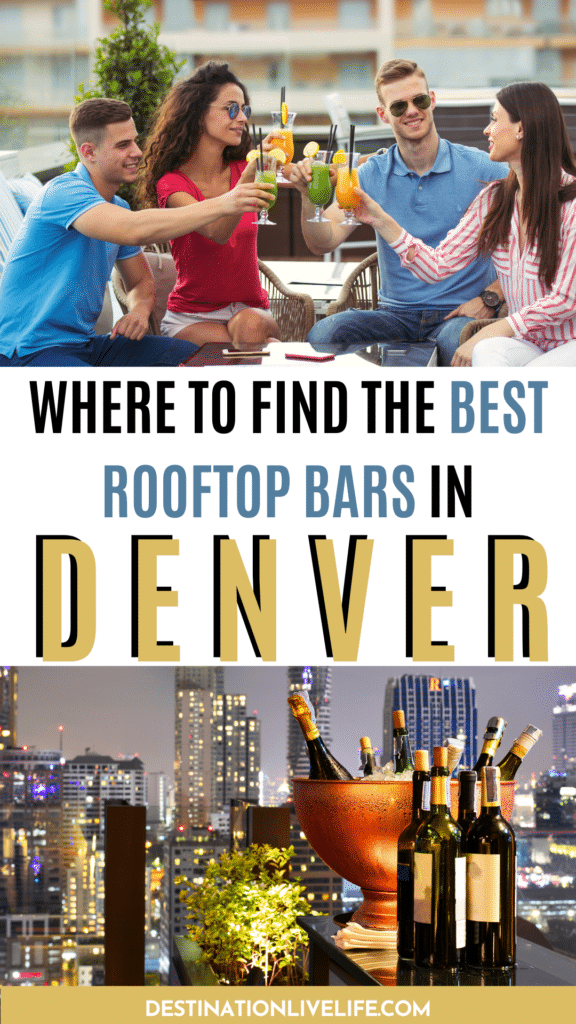 best rooftop bars in denver