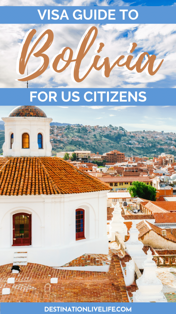 bolivia visa for us citizens