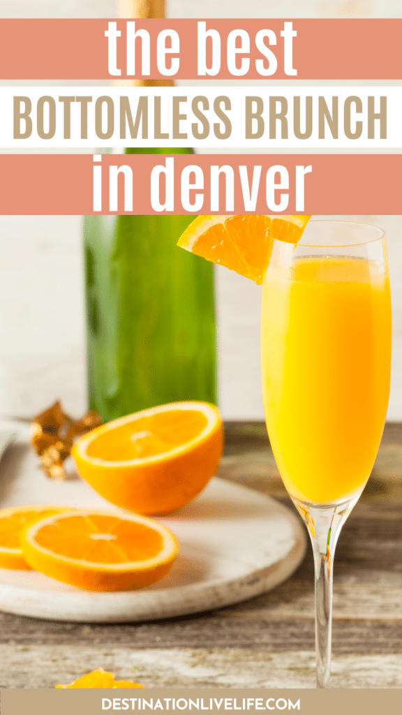 bottomless mimosas denver