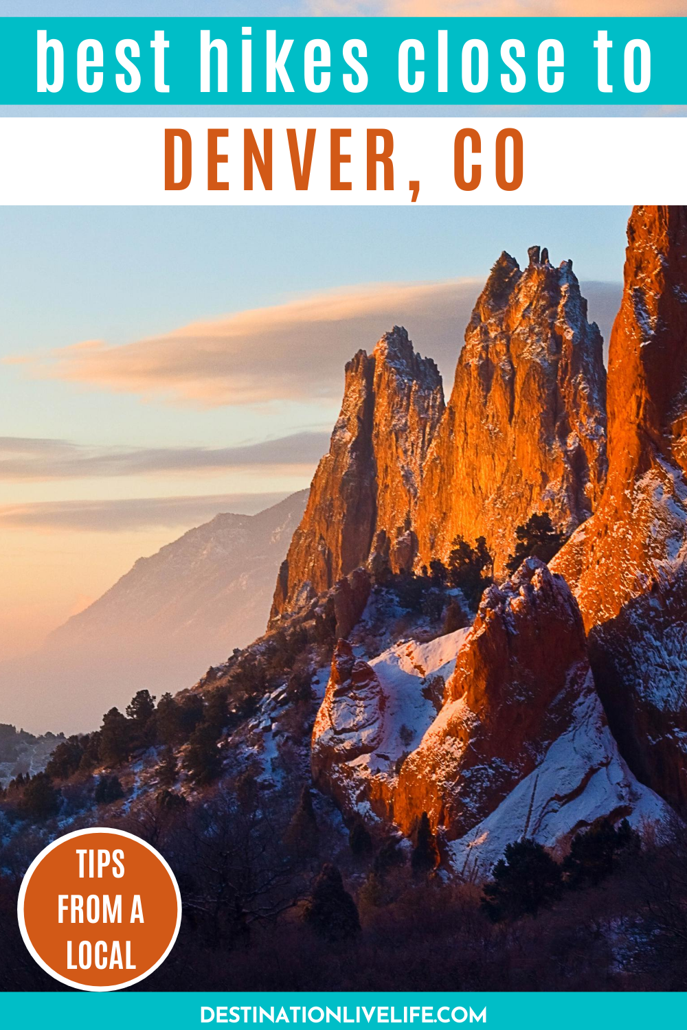 best hikes near denver