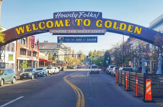 things to do in golden colorado